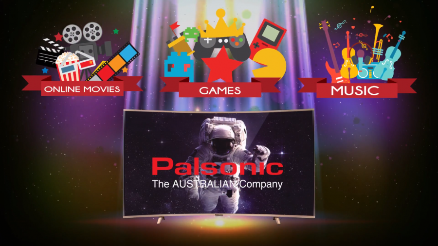 Palsonic motion graphic