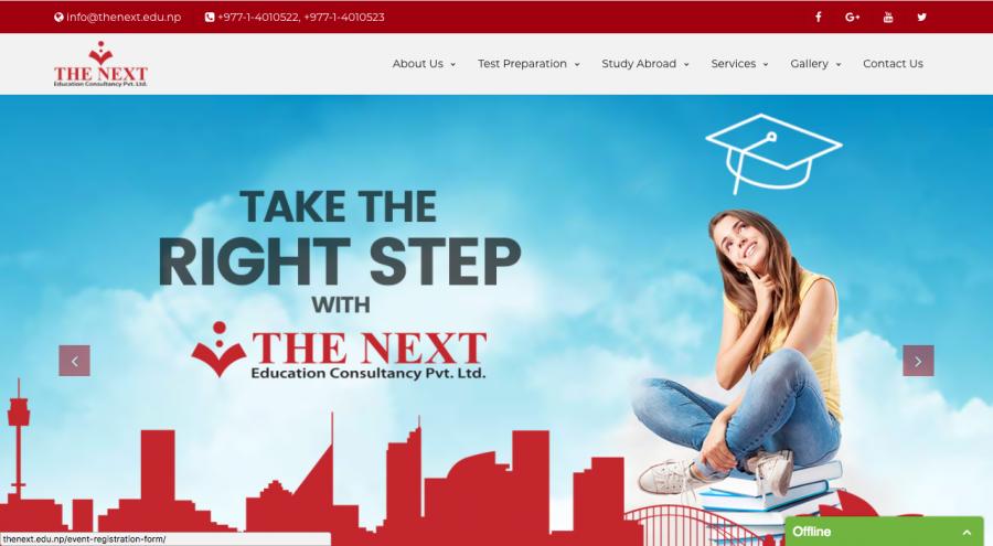 Next Education Consultancy Pvt Ltd