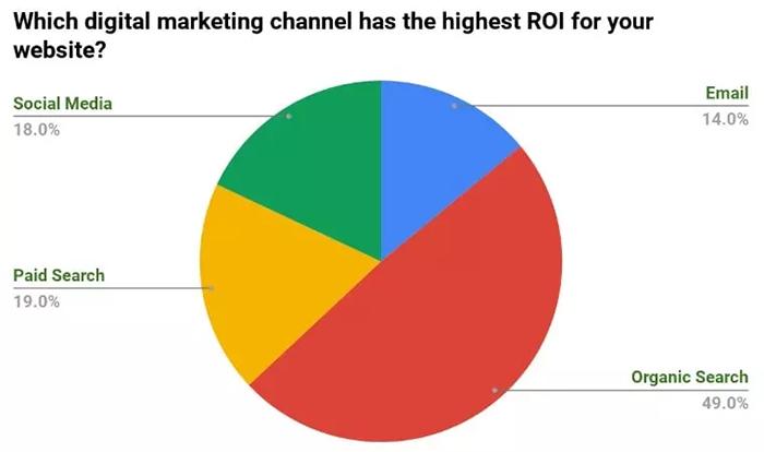 highest ROI survey